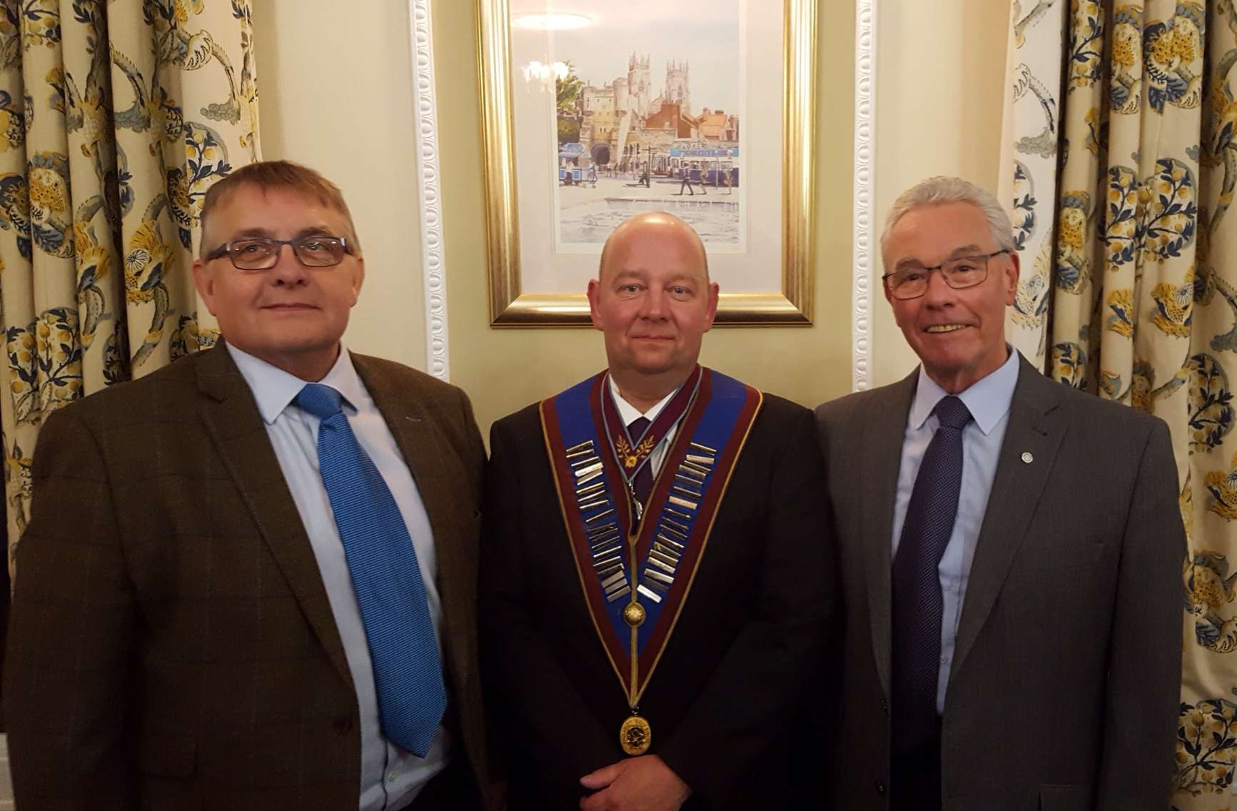 Bradford and District Installed Masters Association, A.G.M., 8th May 2018