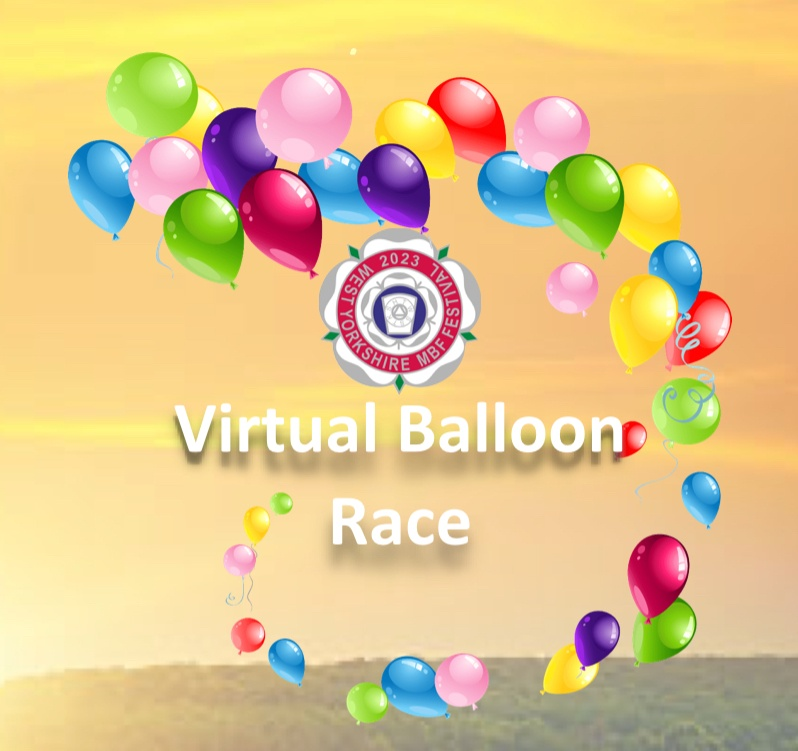 Virtual balloon race