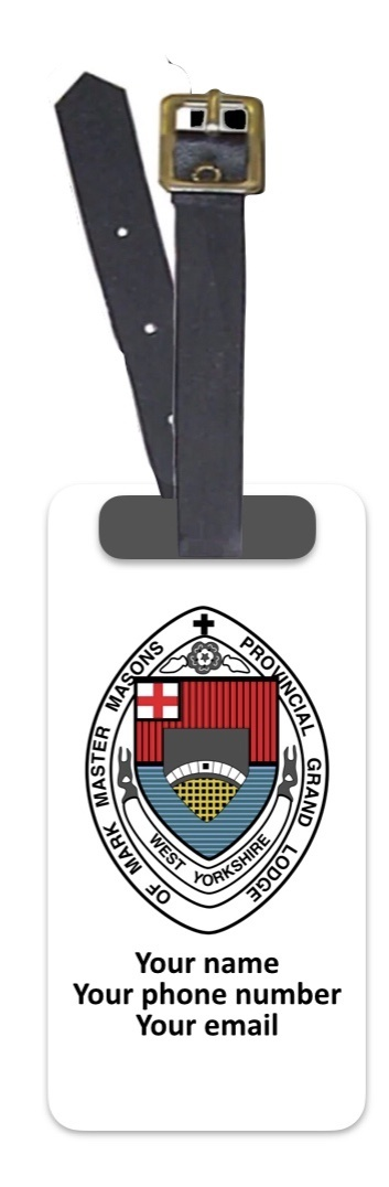 Provincial Bag Tag