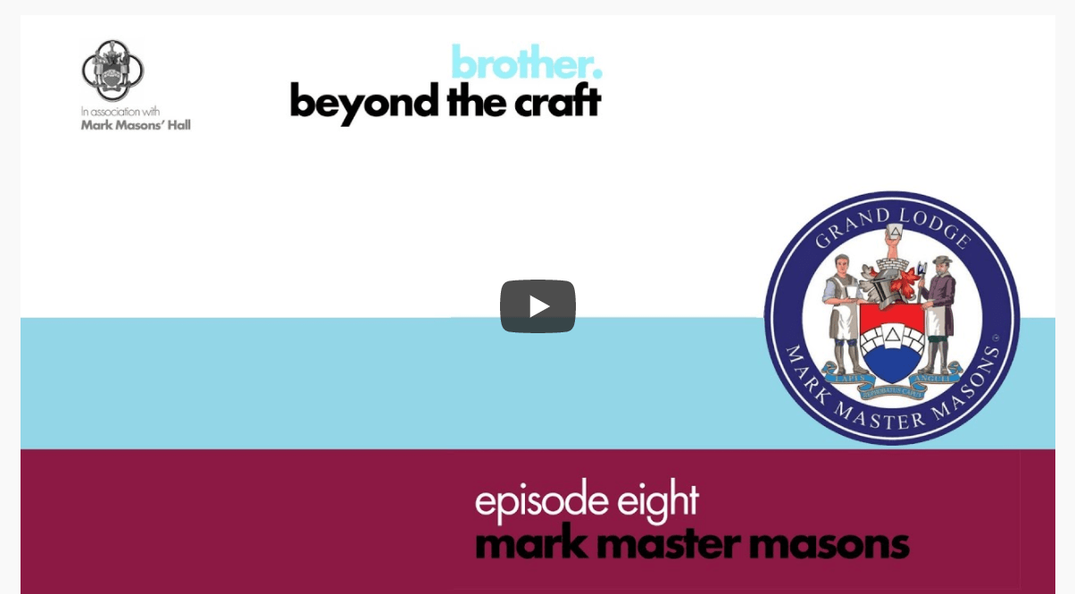 Brother, Beyond The Craft Podcast. Mark