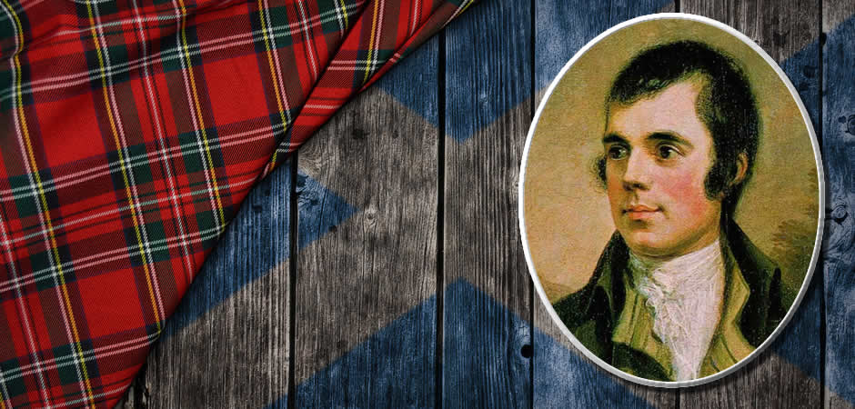 A different approach to a 'Burns Night'